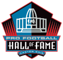 Professional Football Hall of Fame logo.